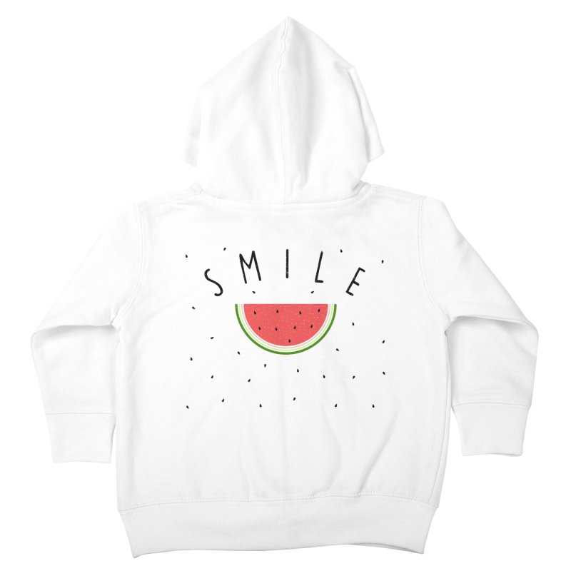 Water Melon Kids Toddler Zip-Up Hoody by Opippi