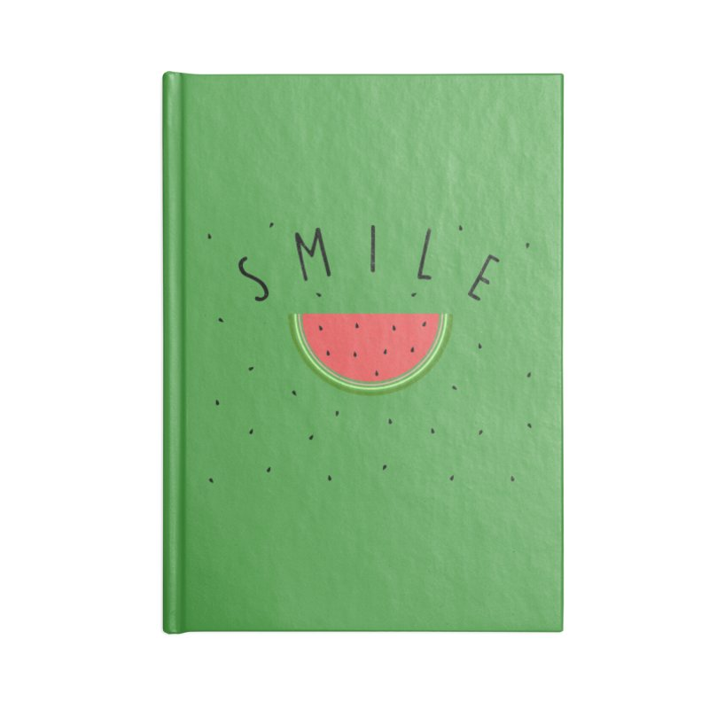 Water Melon Accessories Notebook by Opippi