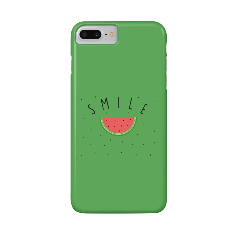 Water Melon Accessories Phone Case by Opippi
