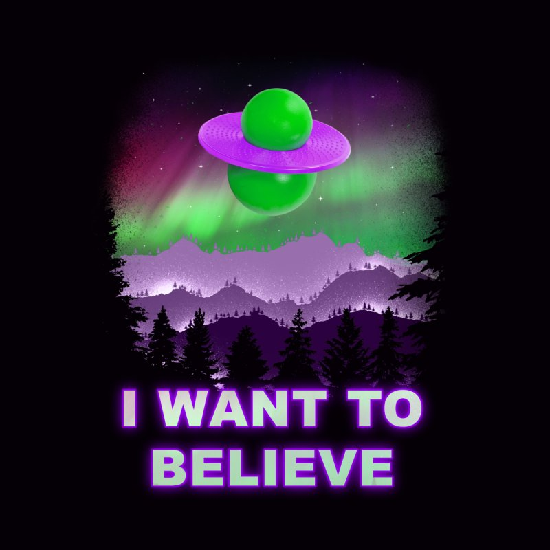 I Want to Believe None  by Opippi