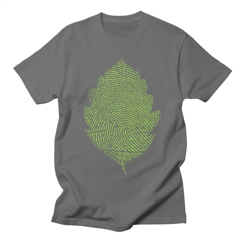 Leafprint Men's T-shirt by Opippi