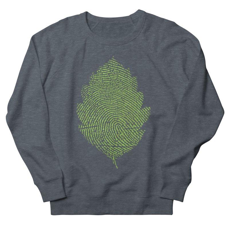 Leafprint Men's Sweatshirt by Opippi