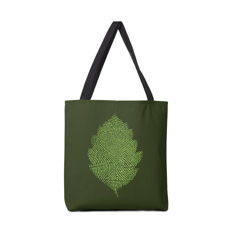 Leafprint Accessories Bag by Opippi