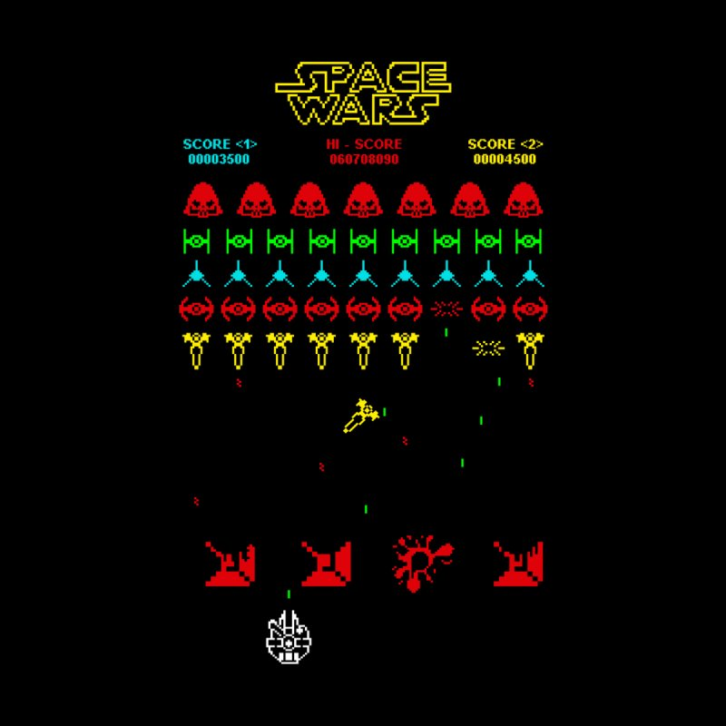 Space Wars   by Opippi