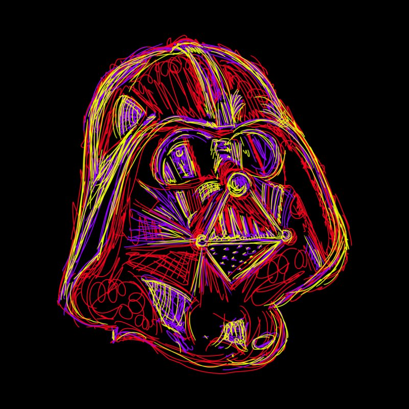 Vader Lines   by Opippi