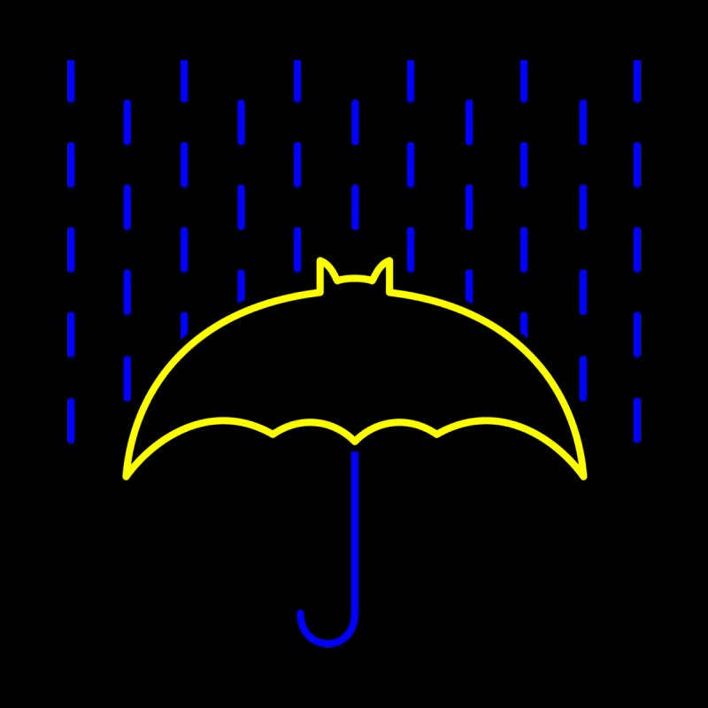 Rainy Gotham by Opippi
