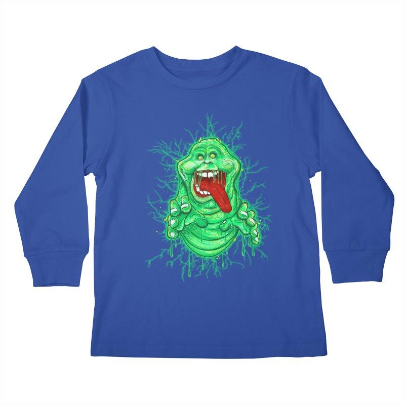 100% Ectoplasm Kids Longsleeve T-Shirt by Opippi