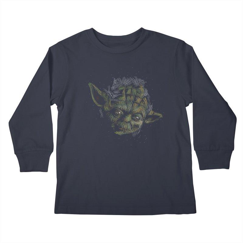 Yodots Kids Longsleeve T-Shirt by Opippi