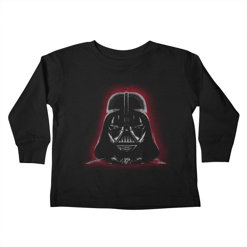 V Dots Kids Toddler Longsleeve T-Shirt by Opippi