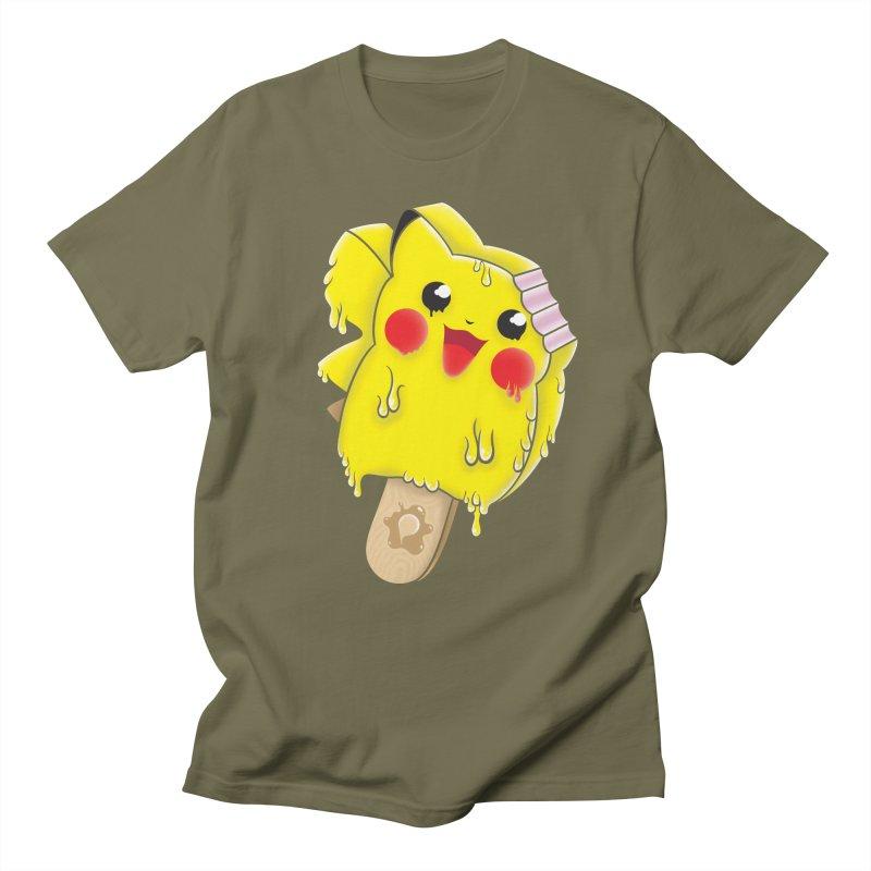 Pikochu Men's T-shirt by Opippi