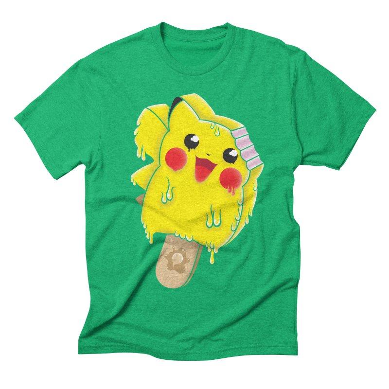 Pikochu Men's Triblend T-shirt by Opippi