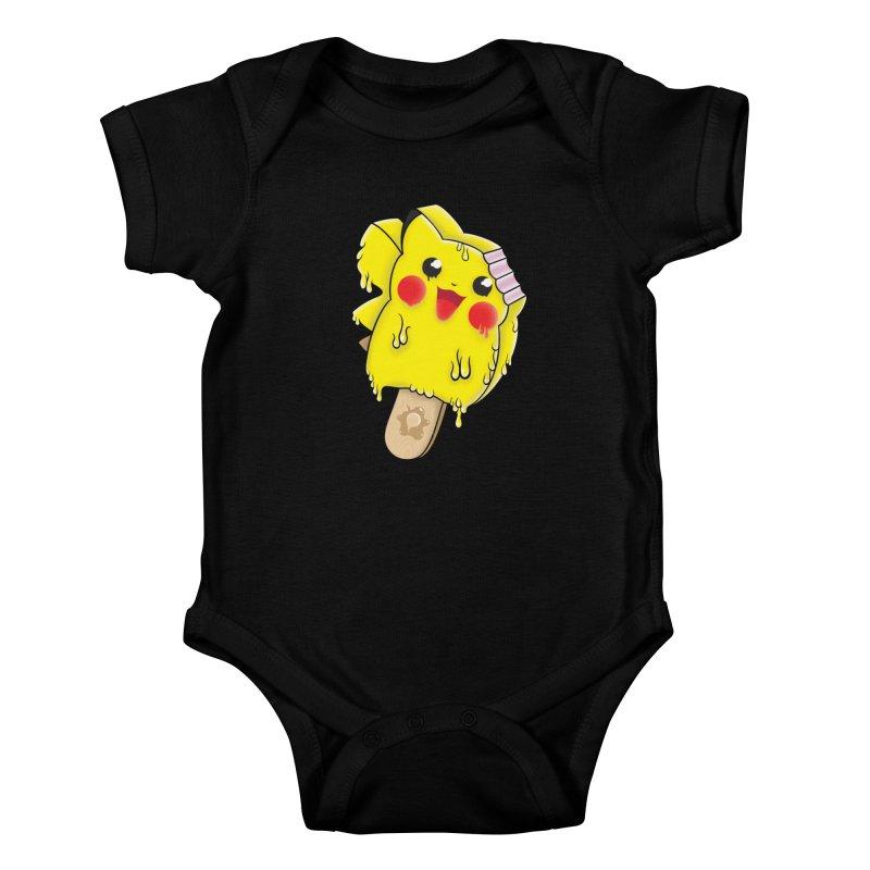 Pikochu Kids Baby Bodysuit by Opippi