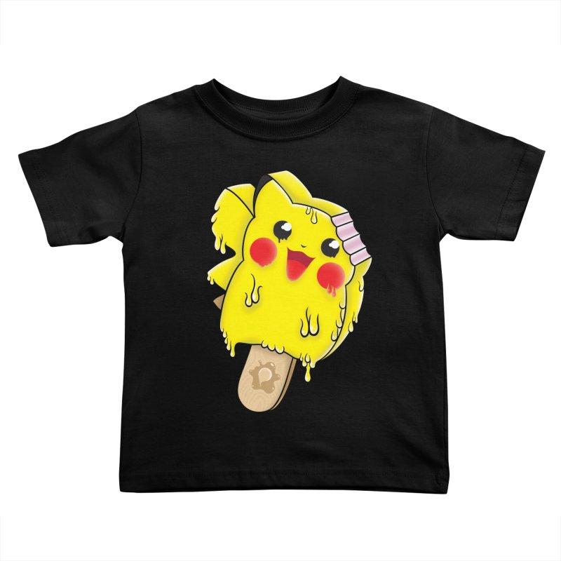 Pikochu Kids Toddler T-Shirt by Opippi