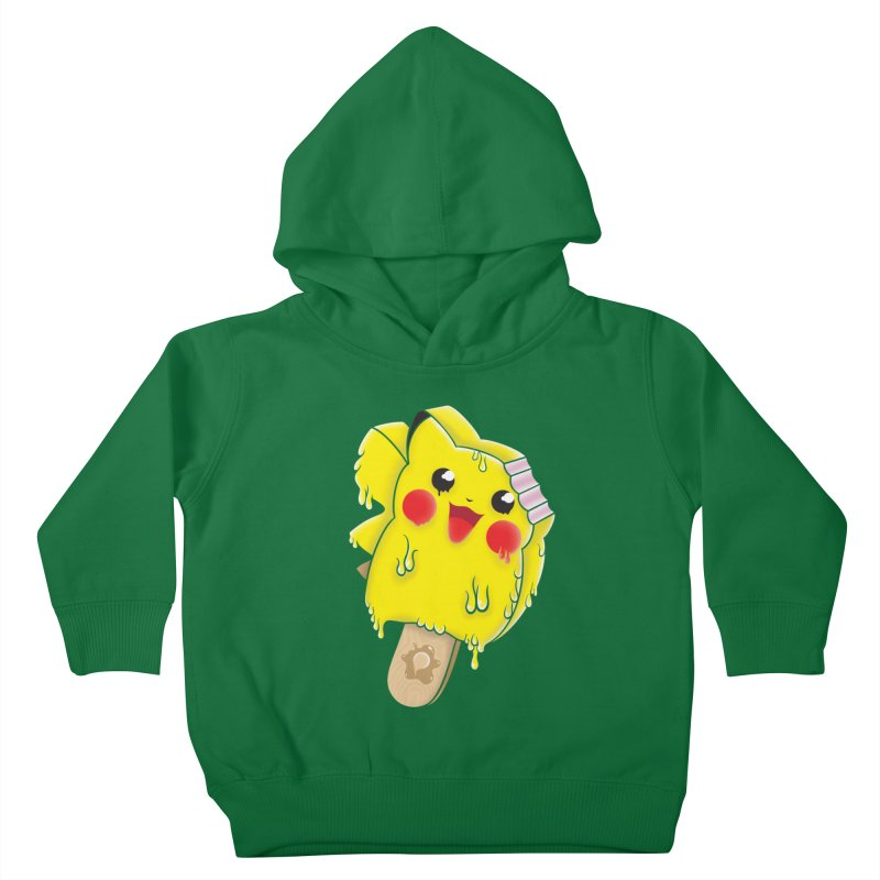 Pikochu Kids Toddler Pullover Hoody by Opippi
