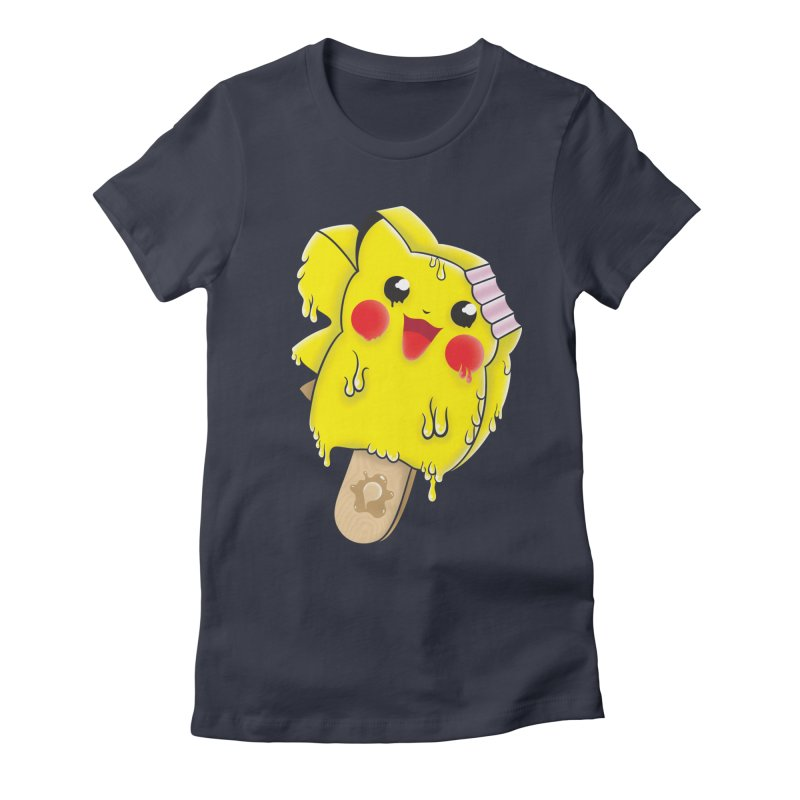Pikochu Women's Fitted T-Shirt by Opippi