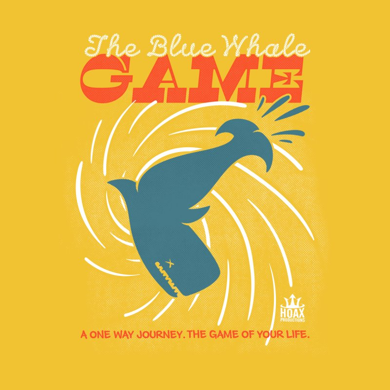 The Blue Whale Game by Opippi