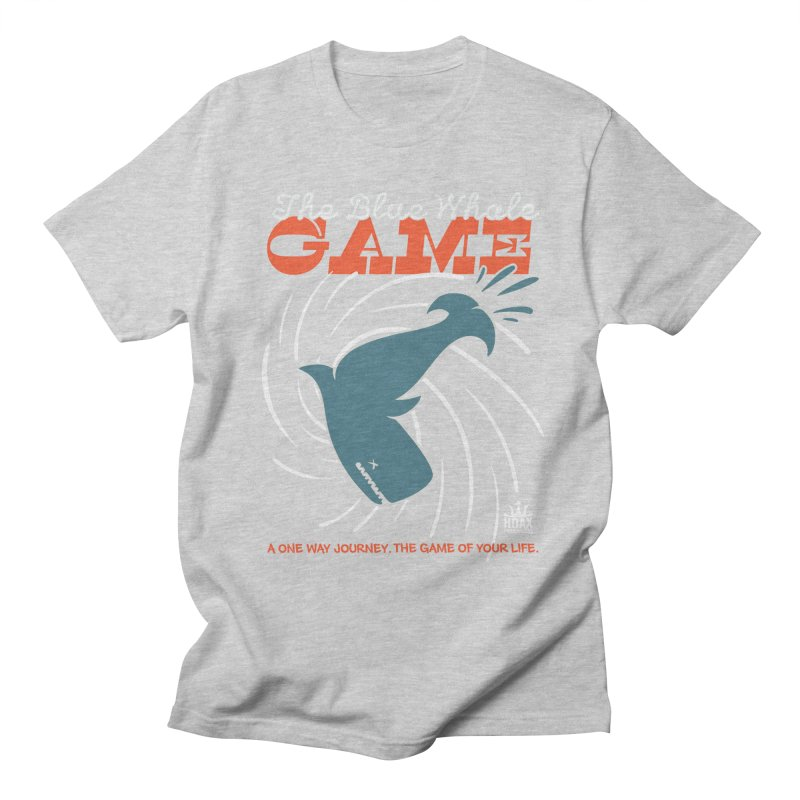 The Blue Whale Game Women's Unisex T-Shirt by Opippi