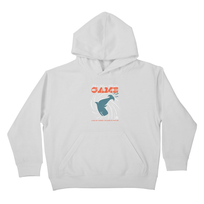The Blue Whale Game Kids Pullover Hoody by Opippi