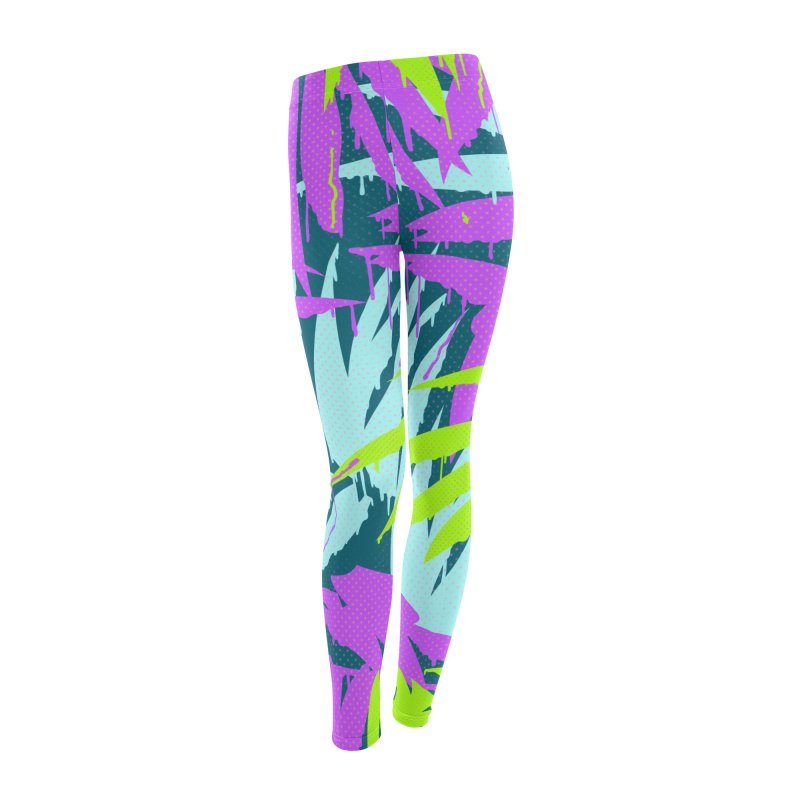 Tropicalia Women's Leggings Bottoms by Opippi