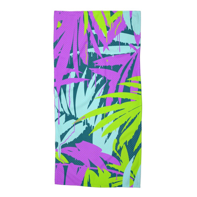 Tropicalia Accessories Beach Towel by Opippi