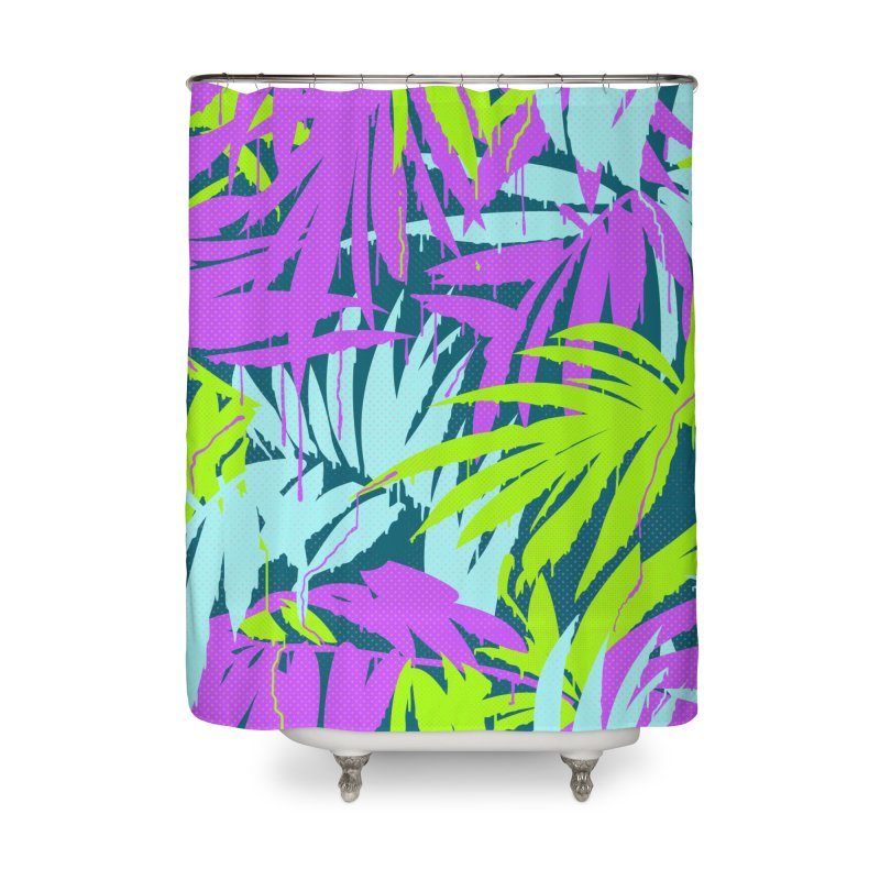 Tropicalia Home Shower Curtain by Opippi