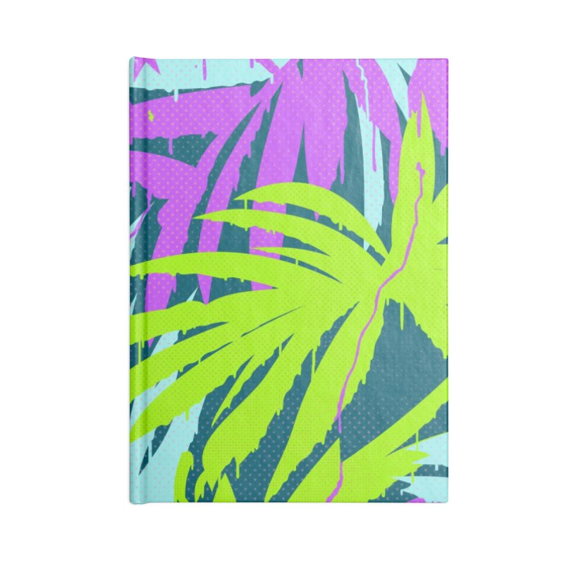 Tropicalia Accessories Notebook by Opippi