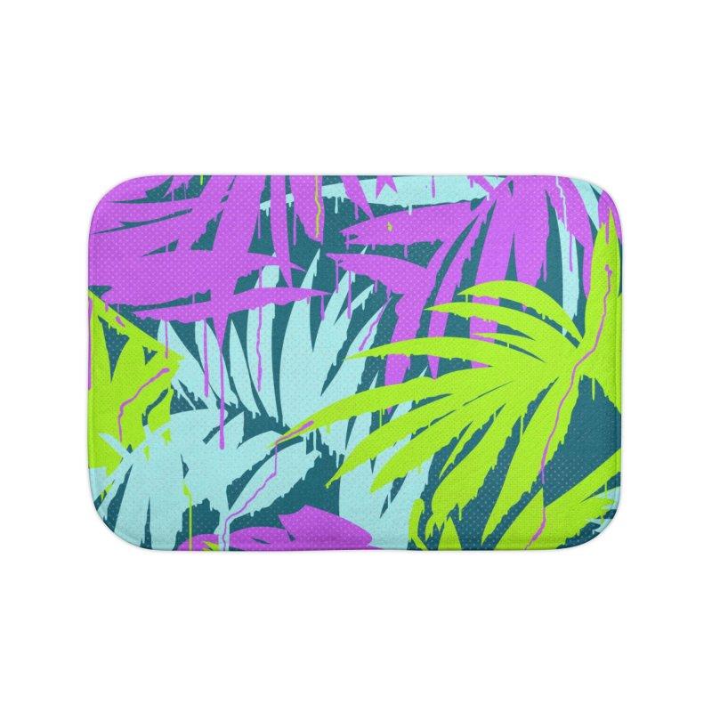 Tropicalia Home Bath Mat by Opippi