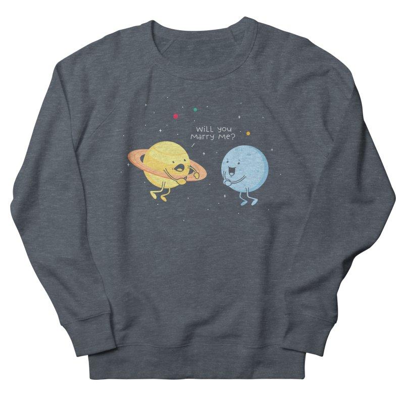 Will you marry me? Men's Sweatshirt by Opippi