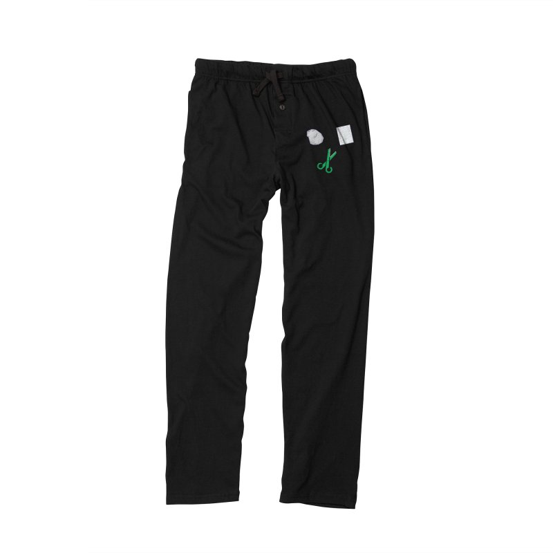 Rock, paper...alligator Women's Lounge Pants by Opippi