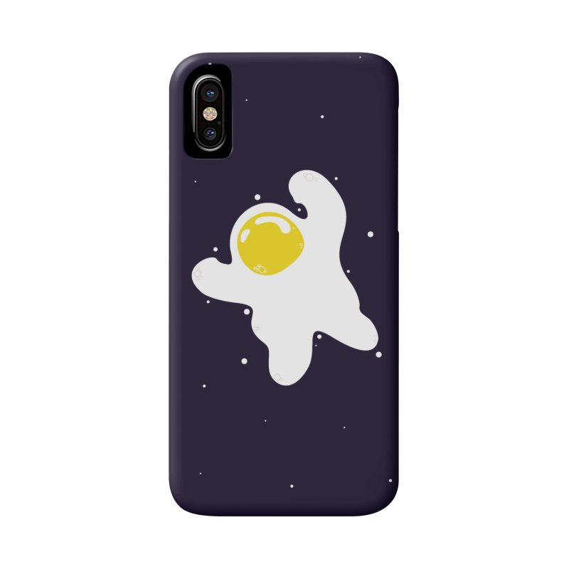 Fried Egg Odyssey Accessories Phone Case by Opippi