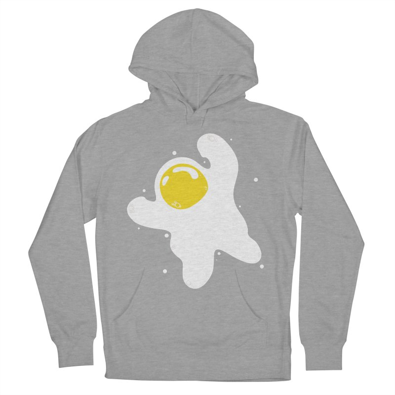 Fried Egg Odyssey Men's Pullover Hoody by Opippi