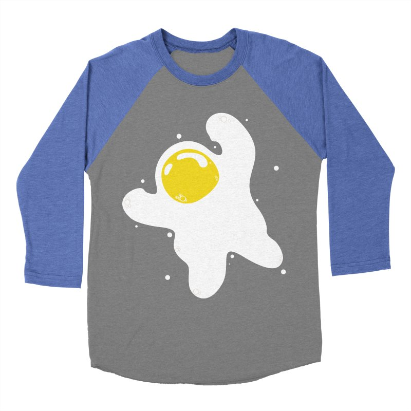 Fried Egg Odyssey Women's Longsleeve T-Shirt by Opippi