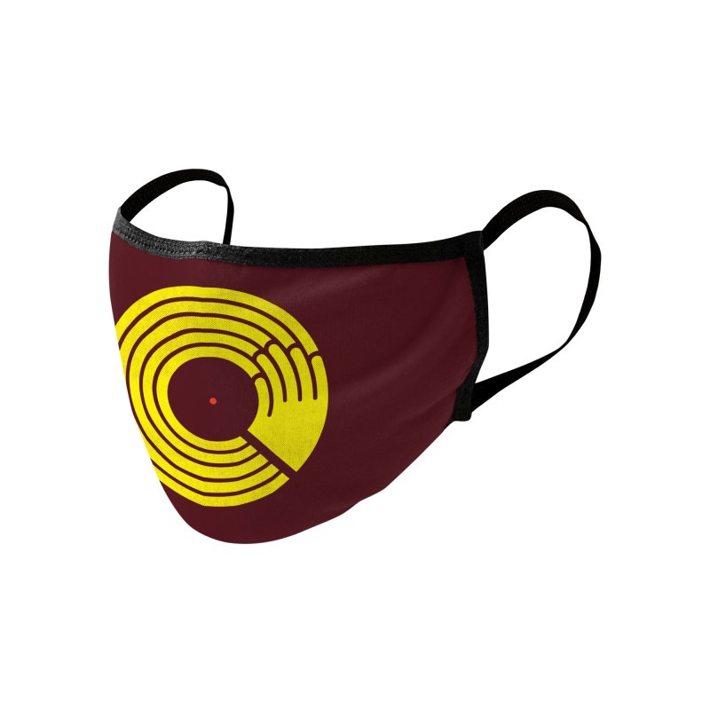 Bring the Noise Accessories Face Mask by Opippi