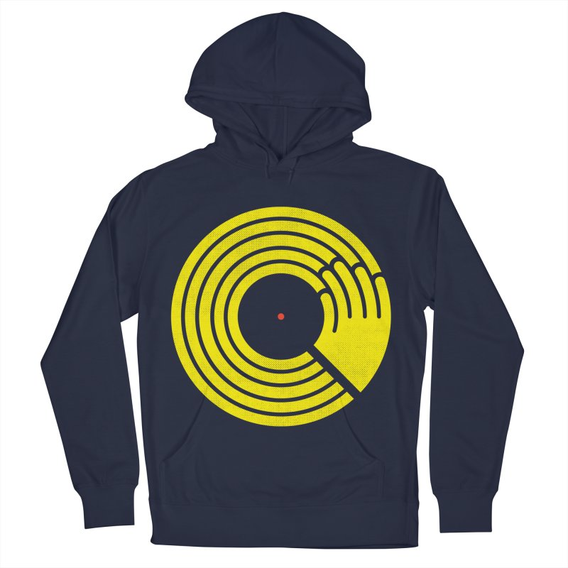 Bring the Noise Men's French Terry Pullover Hoody by Opippi