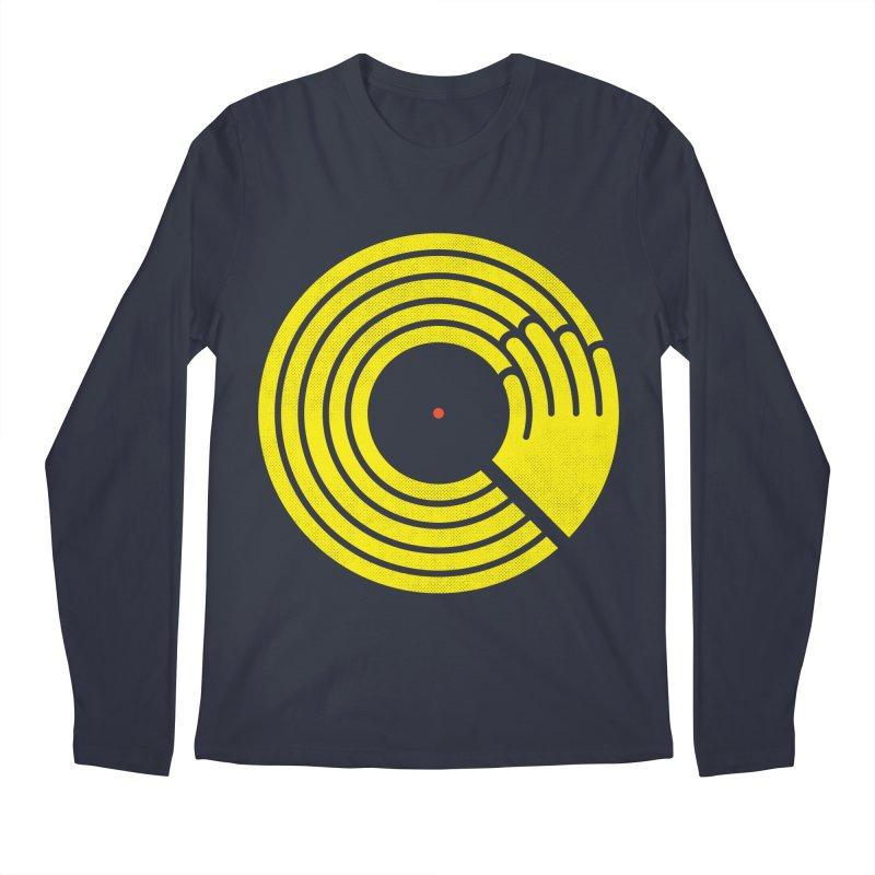 Bring the Noise Men's Regular Longsleeve T-Shirt by Opippi