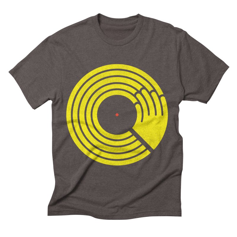 Bring the Noise Men's Triblend T-Shirt by Opippi