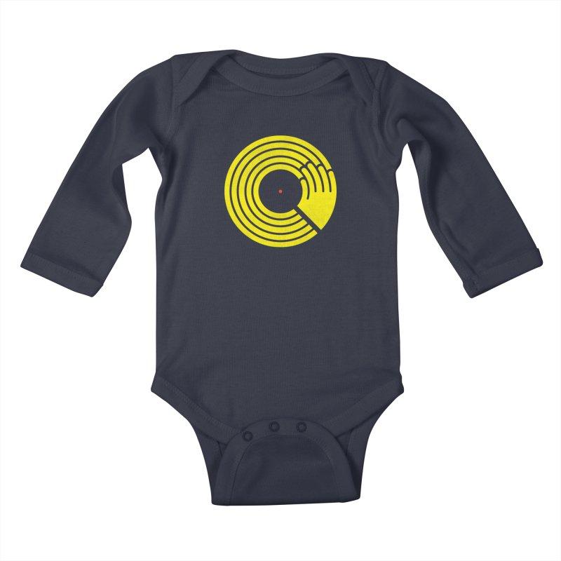 Bring the Noise Kids Baby Longsleeve Bodysuit by Opippi