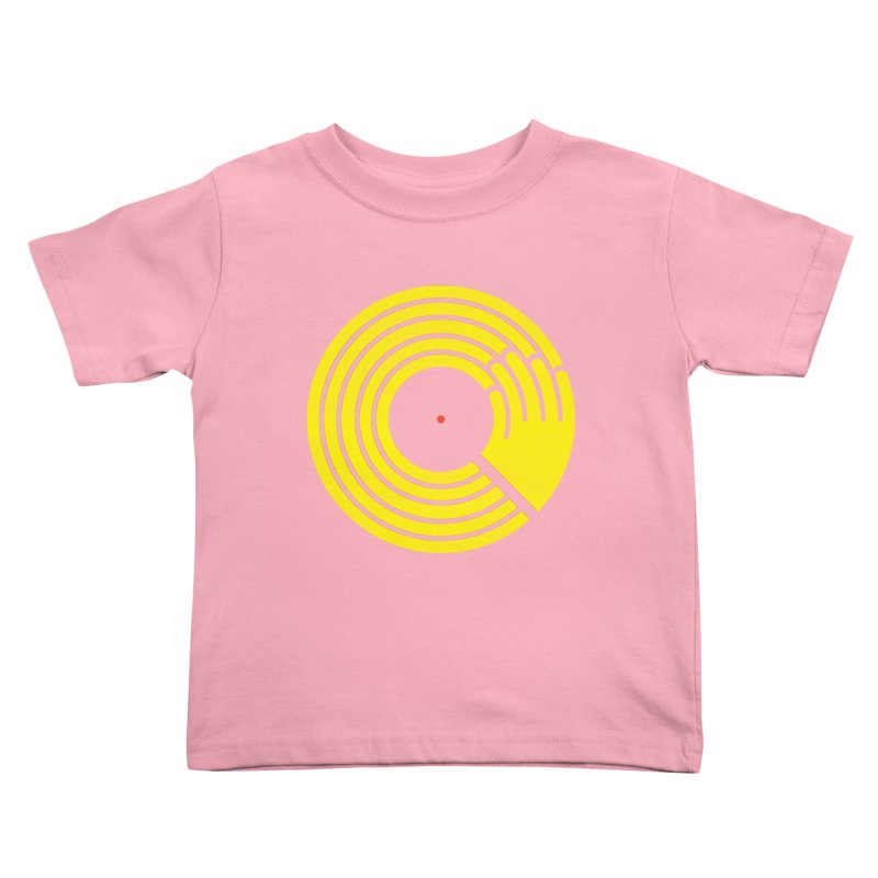 Bring the Noise Kids Toddler T-Shirt by Opippi