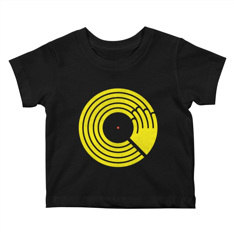 Bring the Noise Kids Baby T-Shirt by Opippi