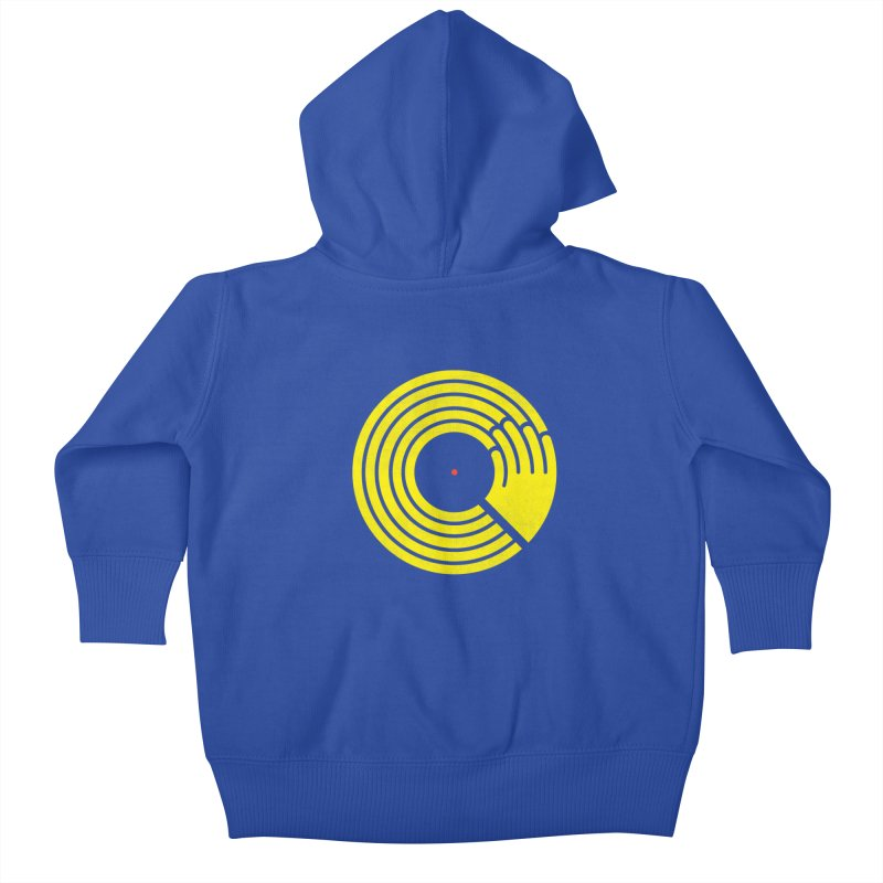 Bring the Noise Kids Baby Zip-Up Hoody by Opippi