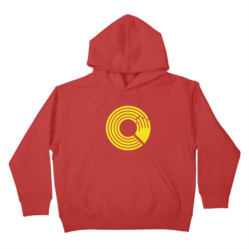 Bring the Noise Kids Pullover Hoody by Opippi