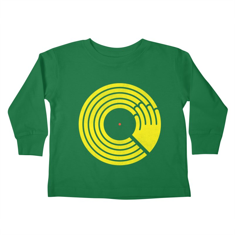 Bring the Noise Kids Toddler Longsleeve T-Shirt by Opippi