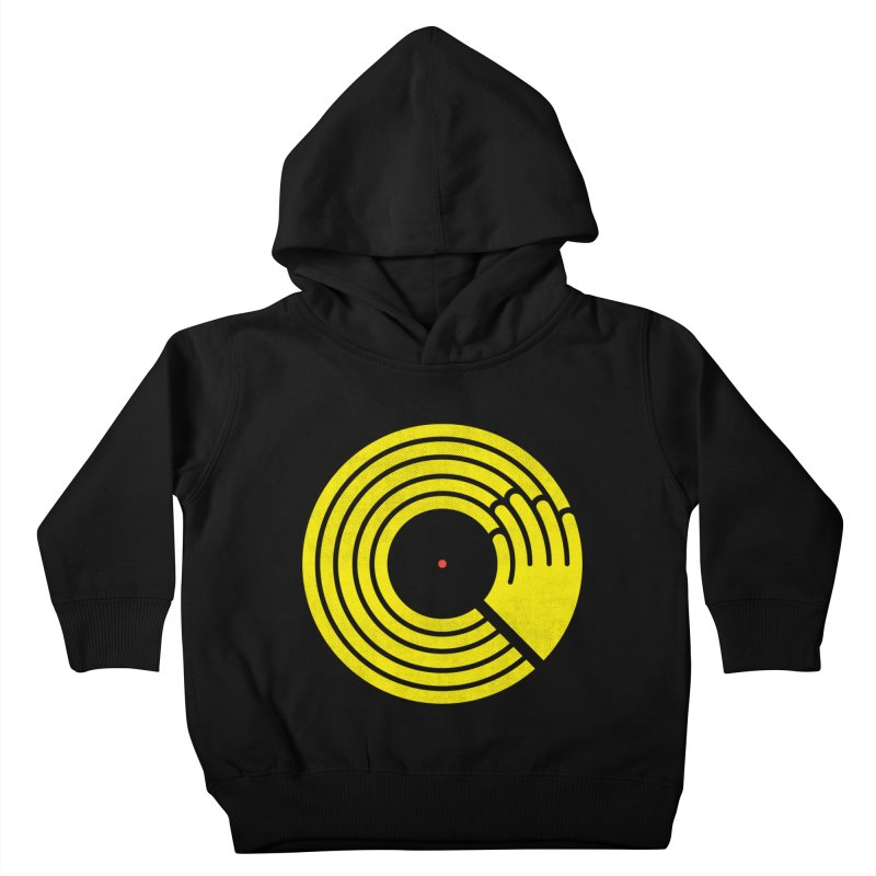 Bring the Noise Kids Toddler Pullover Hoody by Opippi