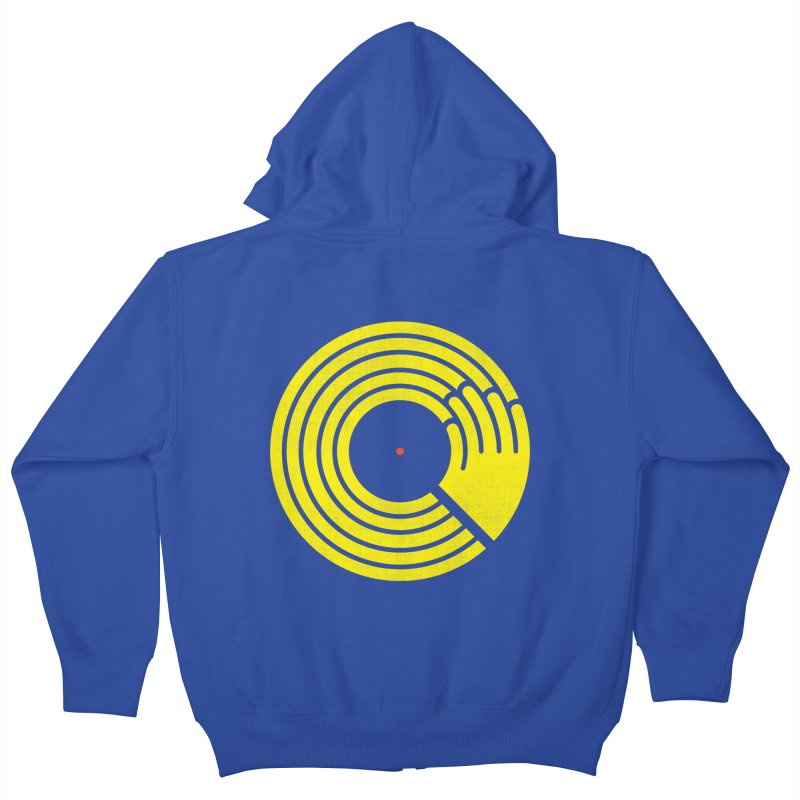 Bring the Noise Kids Zip-Up Hoody by Opippi