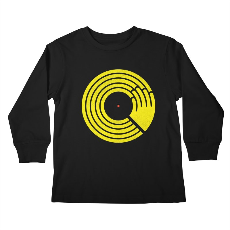 Bring the Noise Kids Longsleeve T-Shirt by Opippi