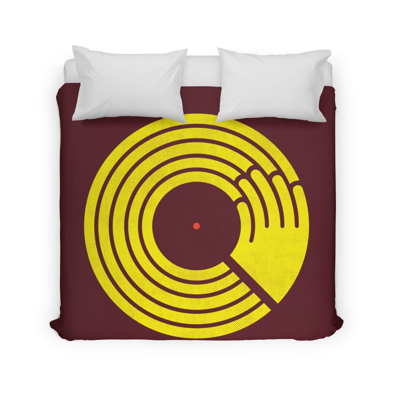 Bring the Noise Home Duvet by Opippi