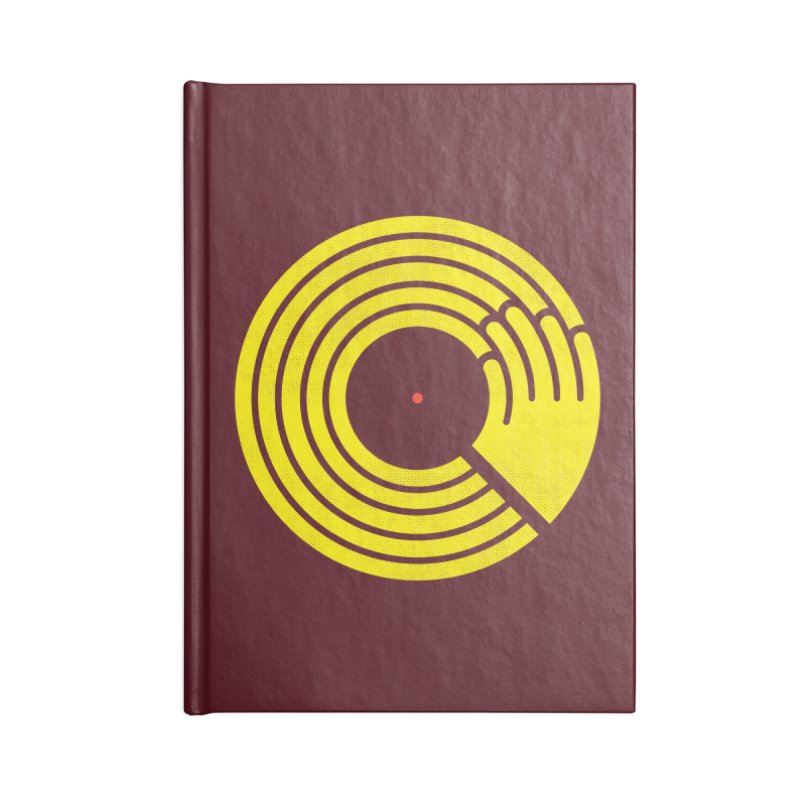 Bring the Noise Accessories Notebook by Opippi