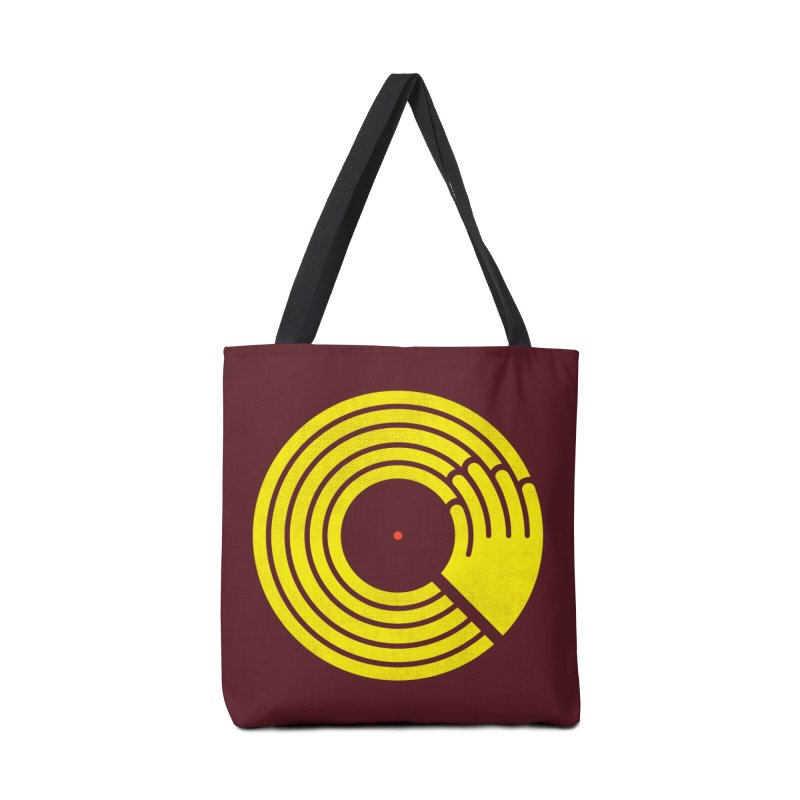 Bring the Noise Accessories Tote Bag Bag by Opippi