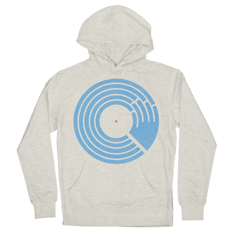 Bring the Noise_white background Women's Pullover Hoody by Opippi