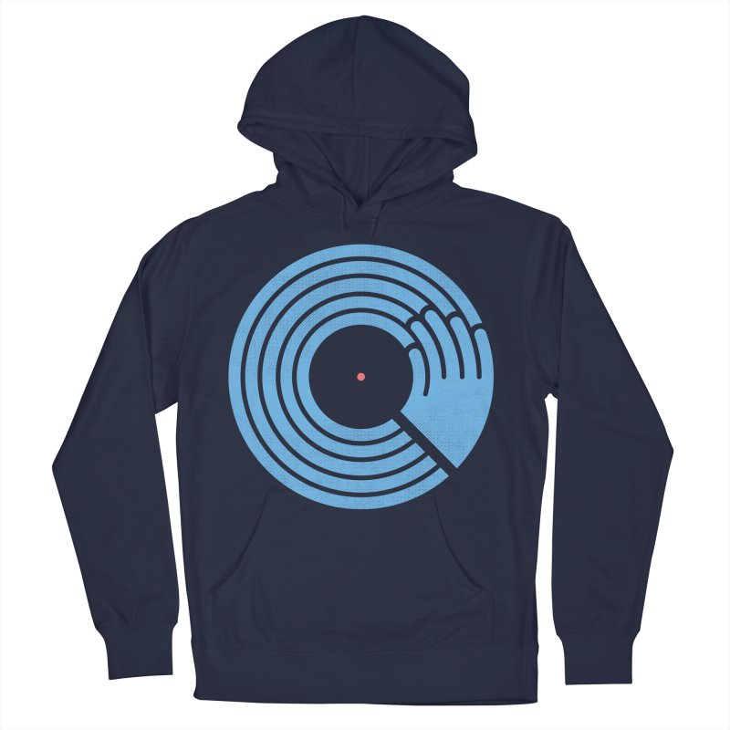 Bring the Noise_white background Men's Pullover Hoody by Opippi